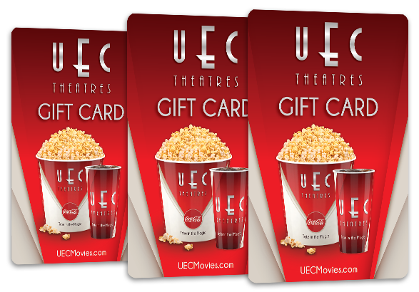 UEC Gift Cards