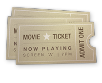 Movie theaters listings